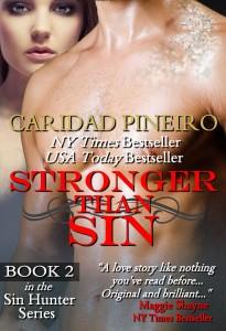Stronger Than Sin Paranormal Romantic Suspense