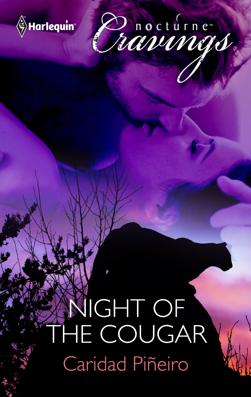 NIGHT OF THE COUGAR erotic paranormal romance