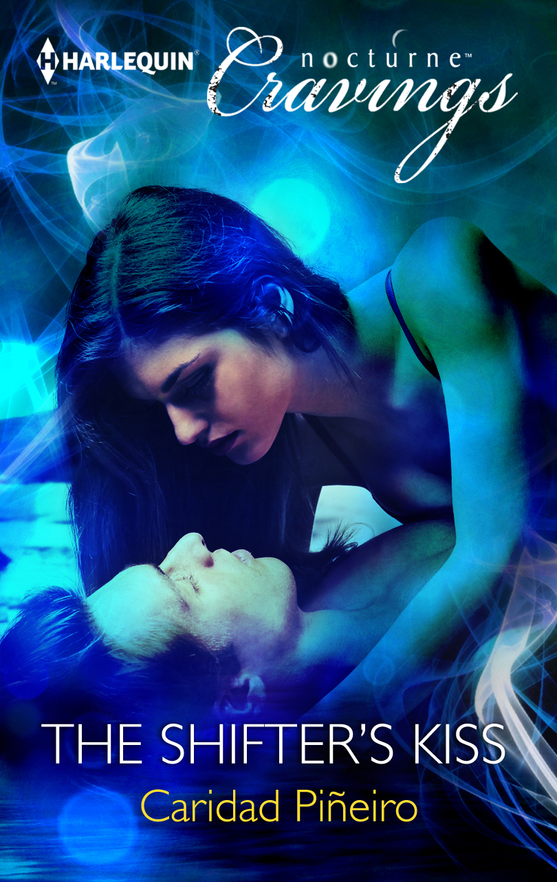 THE SHIFTER'S KISS erotic paranormal romance