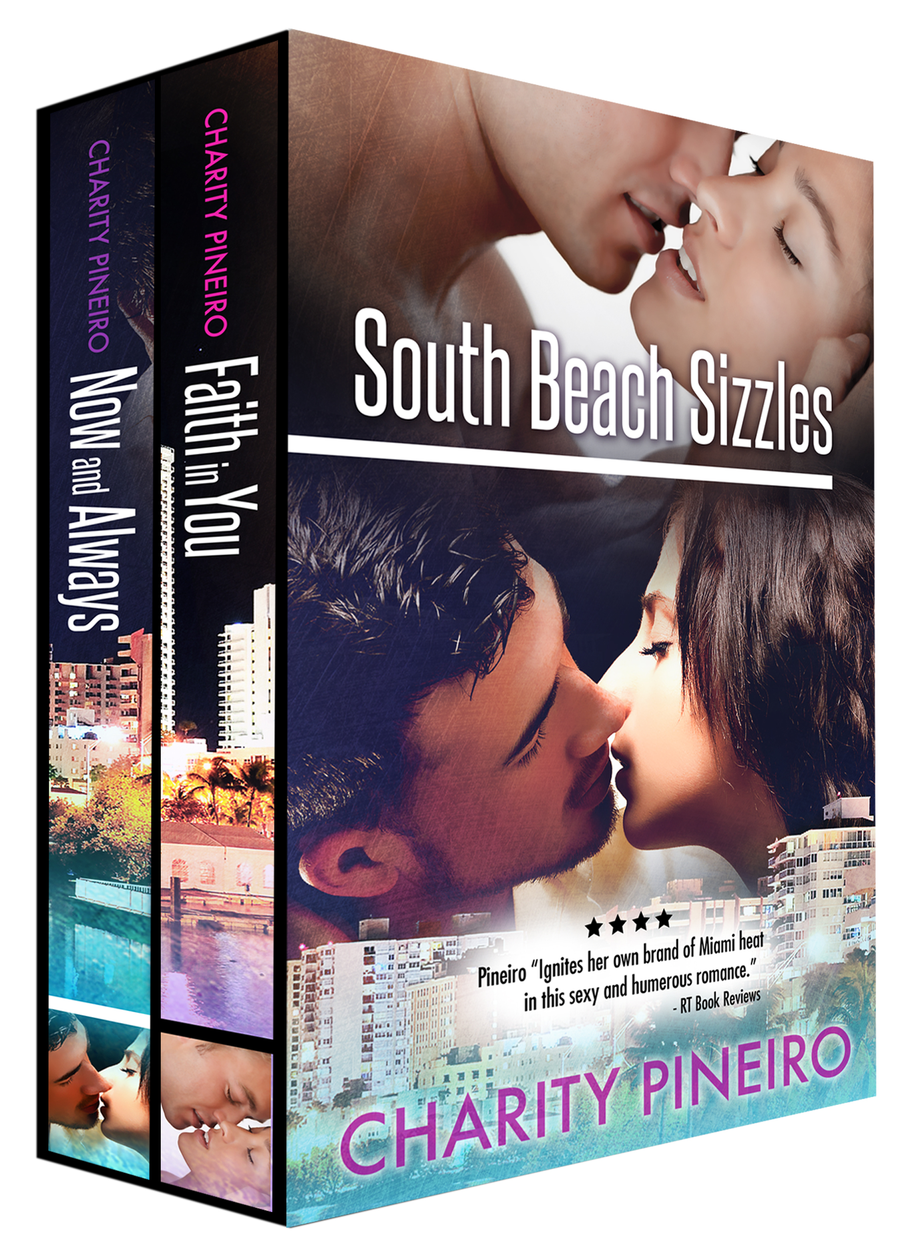SouthBeach Sizzle boxed set