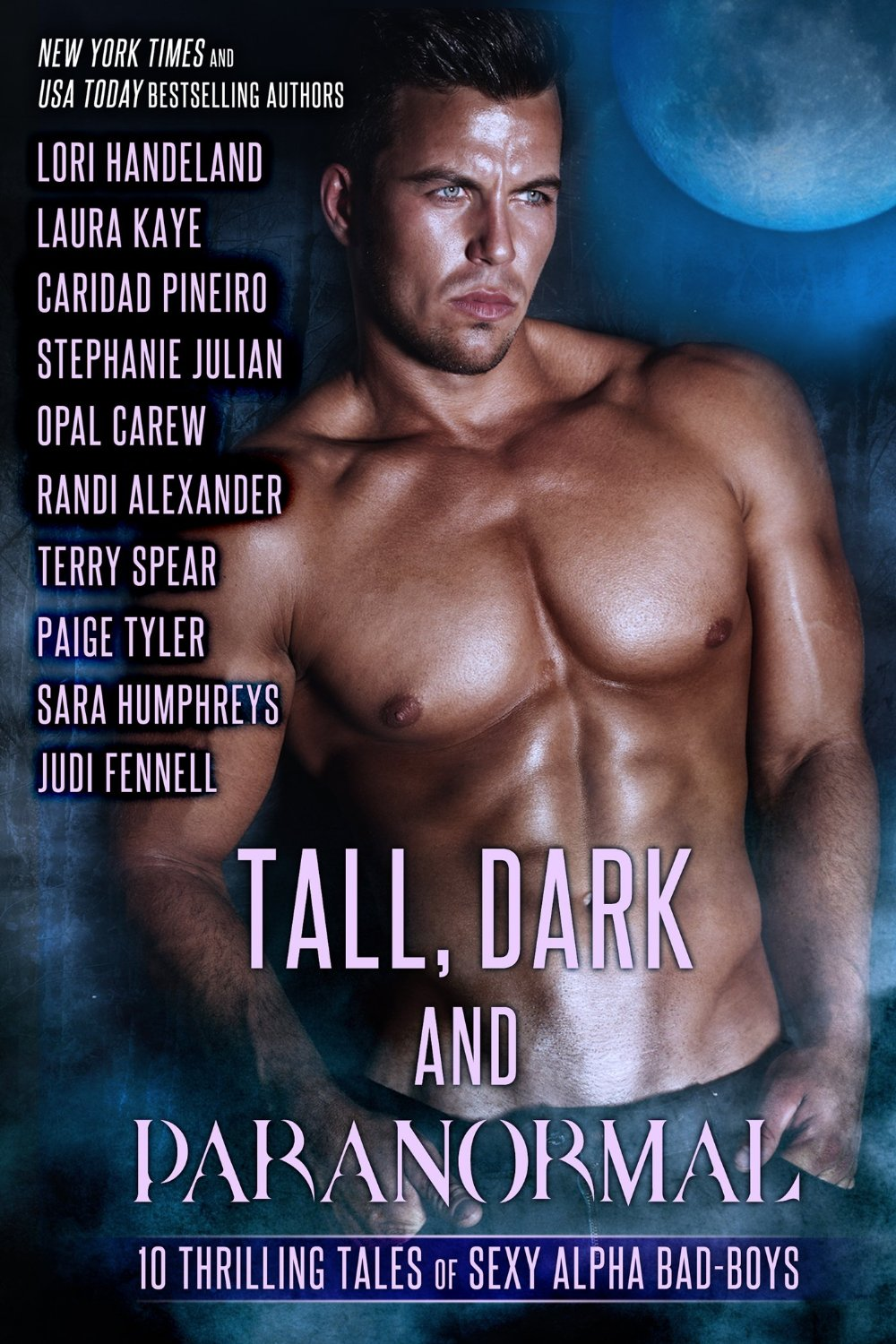 Tall Dark & Paranormal Box Set