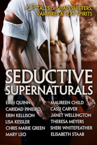Seductive Supernaturals Box Set