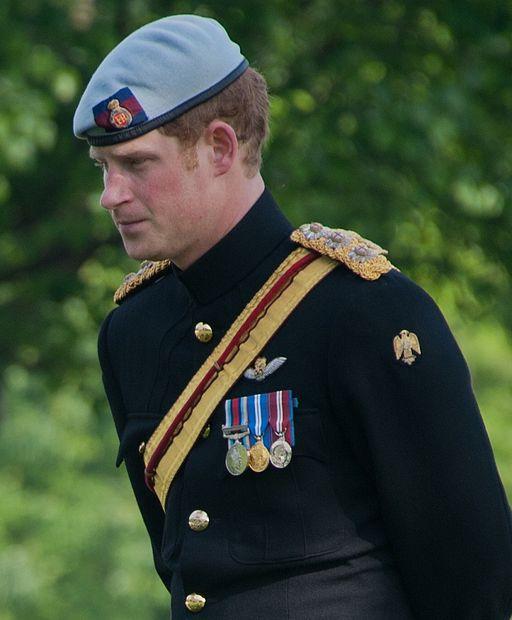 #ManCandyMonday Prince Harry & Military MenCaridad Pineiro