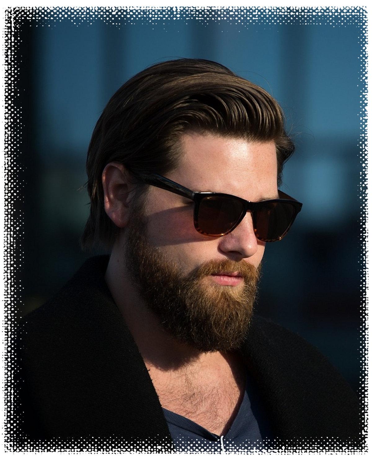 Man Candy Monday 2 Casting Heroes: #ManCandyMonday Beard Or No Beard