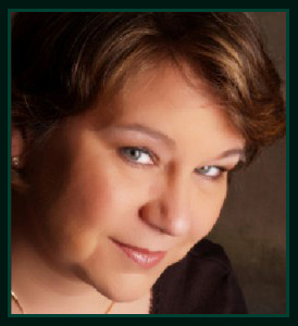 Paranormal Romance Author Caridad Pineiro